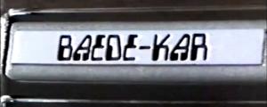 Baede-Kar logo